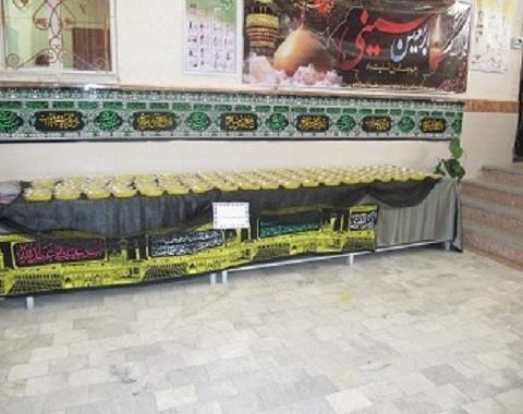 برگزاری مراسم عزاداری بمناسبت اربعین حسینی